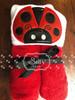5x7 Ladybug Peeker