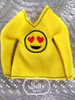 5x7 Elf Sweater Love Smiley