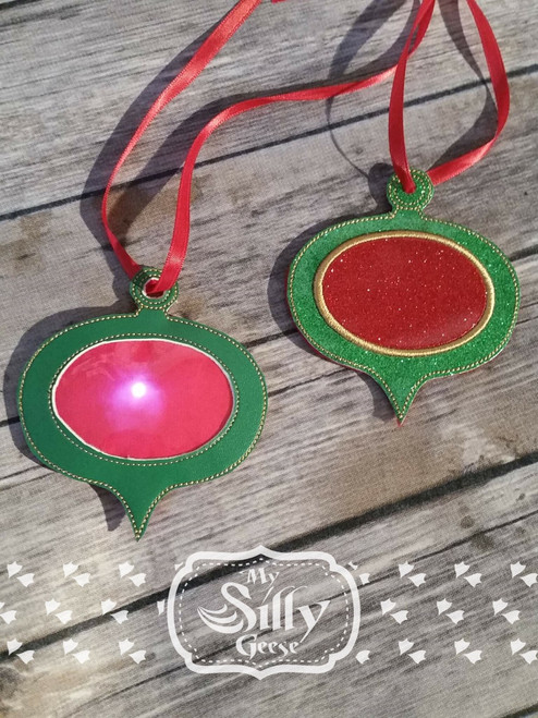 Ornament Retro Set