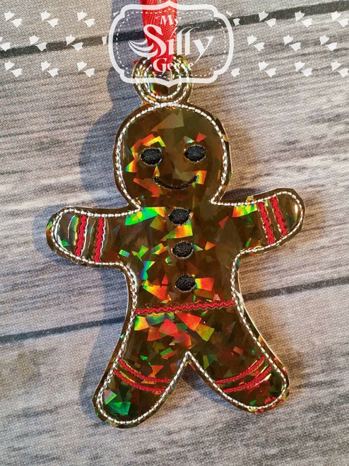 Ornament Gingerbread Man
