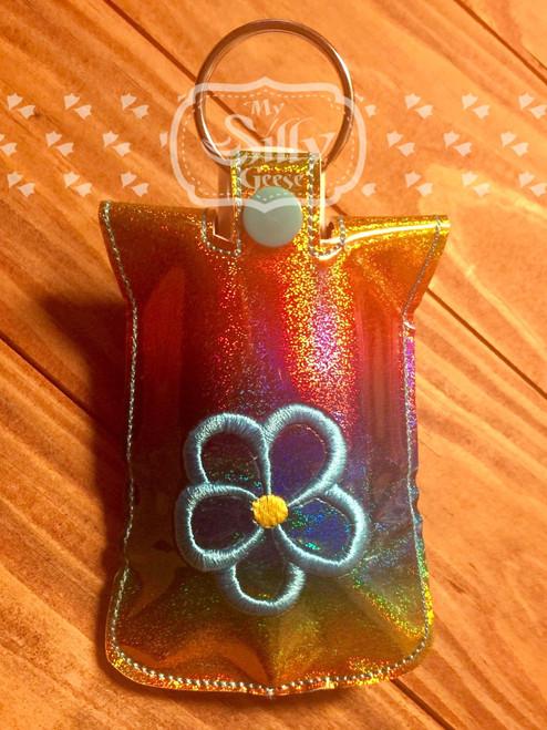 5x7 Sanitizer Case Flower