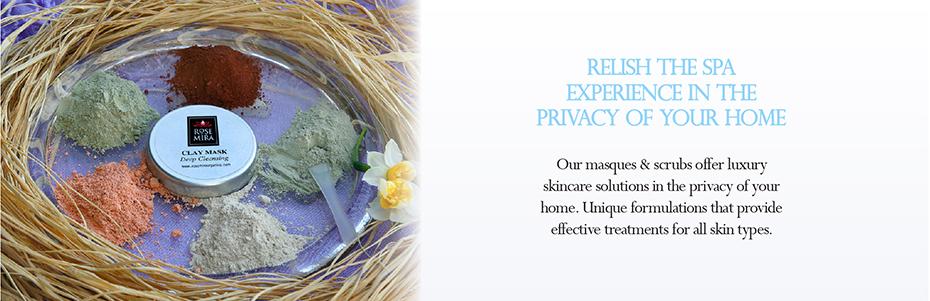 Best Organic Dead Sea Salt Scrub & Cleansing Masques    Rosemira