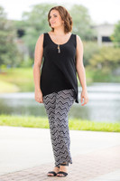 Boulevard of Dreams Pants - Chevron