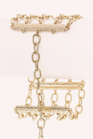 Layer Chain Bracelet - Gold