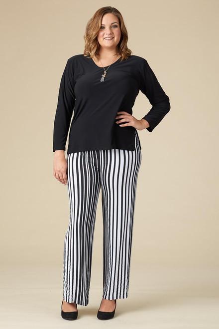 Boulevard of Dreams Pants - Vertical Stripes