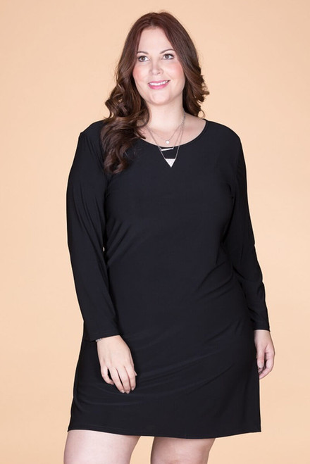 A Multi-Tasker, Just Like Me Dress - Black