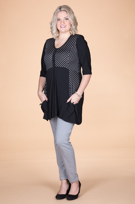 Wonderful Weekender Tunic - Spots
