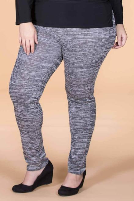 Instant Favorite Legging - Mixed Grey Print