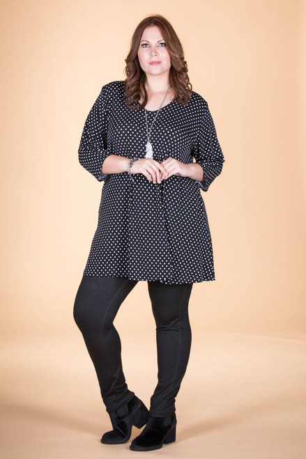 Beautifully Simple Tunic - Spots