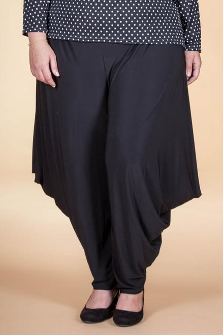 I Wish I May, I Wish I Might Pants - Black