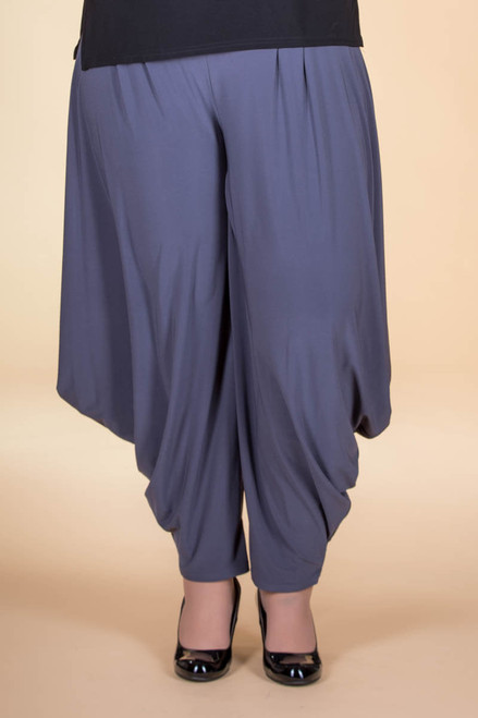I Wish I May, I Wish I Might Pants - Grey