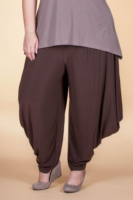 I Wish I May, I Wish I Might Pants - Brown