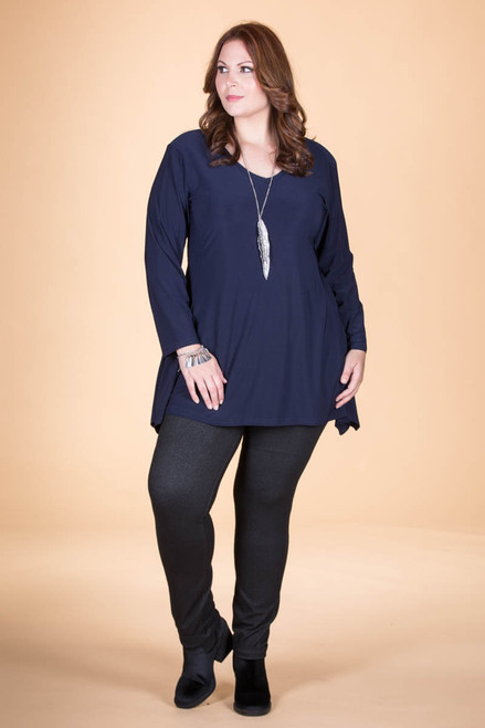 Always Ready Tunic  - Blue