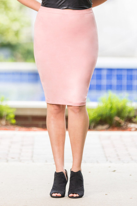 Fashionista Short Skirt - Rosa