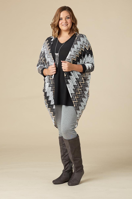 Anytime Crochet Cover - Grey