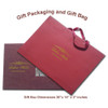 DM505Q Dolce Mela Bedding - San Marino, Luxury Jacquard Queen size Duvet Cover Set