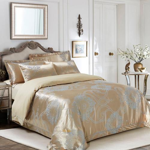 DM506Q Queen size Dolce Mela Bedding Set UPC: 8171460143544