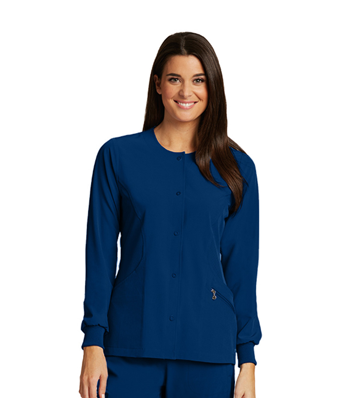 (5409) Barco One Scrubs - 4pkt Perforated Princess Warmup