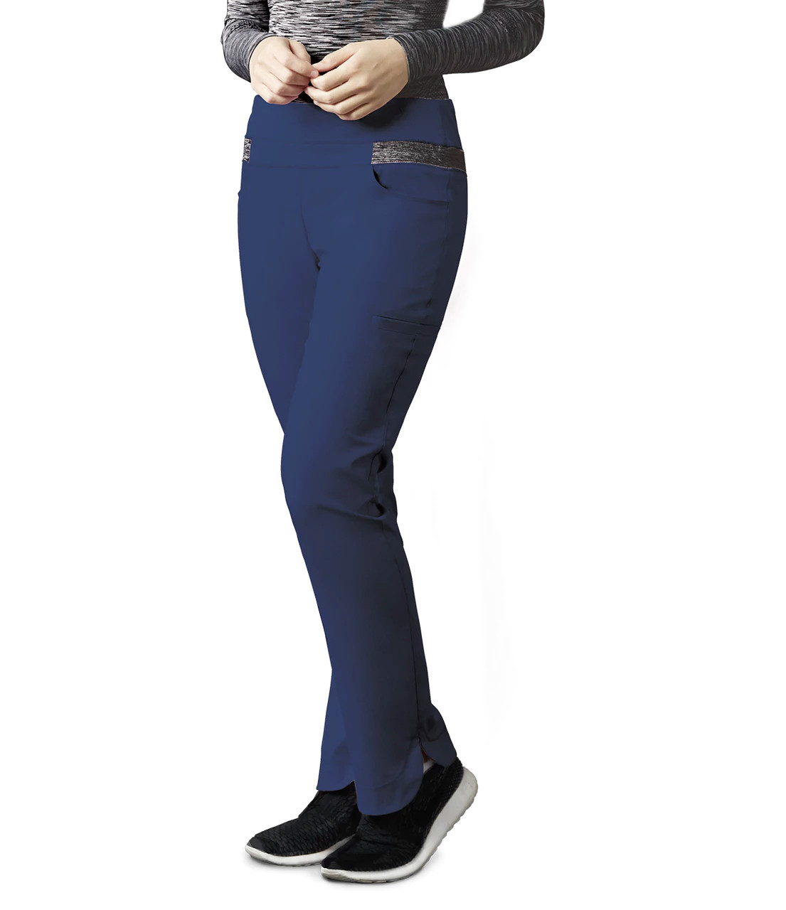 7227) Grey\'s Anatomy Impact Scrubs - Harmony Knit Yoga Waist Scrub ...