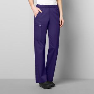 (501P) WonderWink WonderWORK Women's Elastic Waist Pant Petite