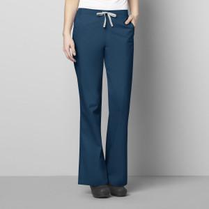 (502) WonderWORK Scrubs - 502 Womens Flare Leg Pant