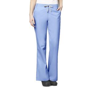 (502P) WonderWORK Scrubs - 502 Womens Flare Leg Pant (Petite)