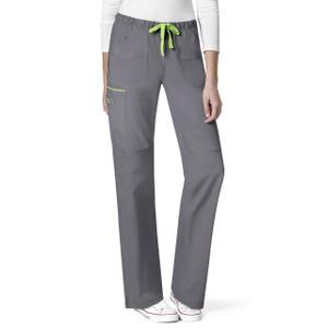 (5508) WonderWink WonderFLEX Women's Joy-Denim Style Straight Pant