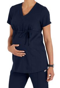 (6103) - Grey's Anatomy Scrubs - 2pkt Maternity V-Neck