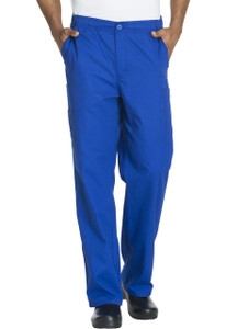 (81006) Dickies EDS Signature Scrubs - Mens Zip Fly Pull-On Pant