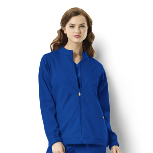 (8119) WonderWink Next Scrubs - Boston - Warm-up Style Jacket