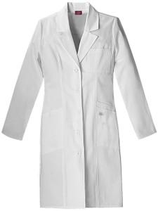 "(82401) Dickies Lab Coats Scrubs - 82401 37"" Lab Coat"