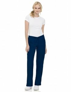 (8385) Landau Scrubs - Women's Dual Pocket Cargo Pant