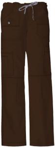 (857455P) Dickies Gen Flex Scrubs - Low Rise Drawstring Cargo Pant (Petite)