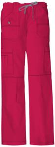 (857455T) Dickies Gen Flex Scrubs - Low Rise Drawstring Cargo Pant (Tall)