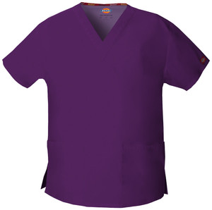 (86706) Dickies EDS Signature Scrubs - 86706 V-Neck Top