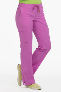 (8743) Med Couture Activate Scrubs - Hi-Definition Double Cargo Pocket Pant