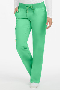 (8747) Med Couture Activate Scrubs - Transformer Yoga 1 Pocket Cargo Pant