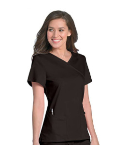 (9577) Urbane Ultimate Scrubs - Sophie Crossover Tunic