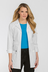"""(9604) Med Couture Lab Coats -  31"""" Lab Coat"""