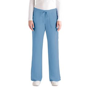 (4245) - Grey's Anatomy Scrubs - Junior 5 Pocket Drawstring Pant