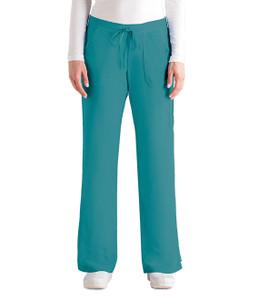 (4245T) - Grey's Anatomy Scrubs - Junior 5 Pocket Drawstring Pant (Tall)