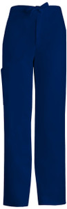 (1022) Cherokee Luxe Scrubs - Mens Fly Front Drawstring Pant