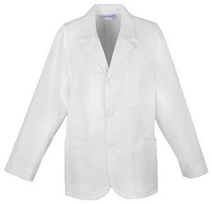 """(1389) Cherokee Med Man Scrubs - 31"""" Mens Consultation Lab Coat"""