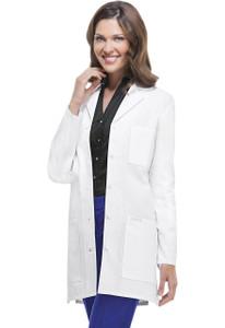 "(1462) Cherokee Professional Whites  32"" Lab Coat"