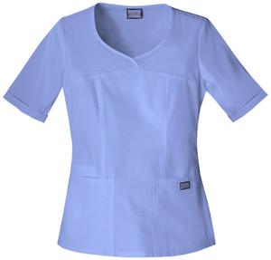(4746) Cherokee Workwear Scrubs Originals V-Neck Top