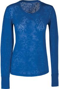 (4823) Cherokee Workwear Scrubs Originals Long Sleeve Underscrub Knit Tee