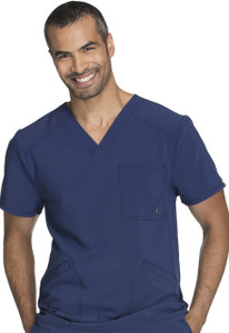 (CK900A) Infinity by Cherokee Scrubs Mens V-Neck Top
