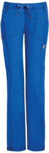 (46000AB) Code Happy Bliss Scrubs - 46000AB Low Rise Straight Leg Drawstring Pant
