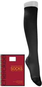 (MEDISOCK) Cherokee Footwear - Medically Correct Socks With 18-21 Mmhg