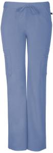 """(SA100A) Sapphire Scrubs - """"Vienna"""" Mid Rise Straight Leg Pant"""